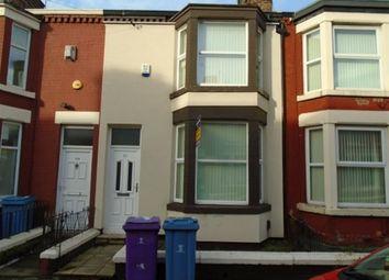Thumbnail 3 bedroom property to rent in Cranborne Road, Liverpool, Merseyside