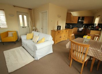 Thumbnail 2 bed semi-detached bungalow to rent in Desford Road, Newbold Verdon, Leicester