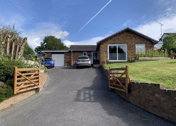 Thumbnail 4 bed detached bungalow for sale in Bro Trichrug, Cilcennin, Lampeter