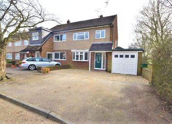 Thumbnail 3 bed semi-detached house to rent in Rosebery, Bishop's Stortford