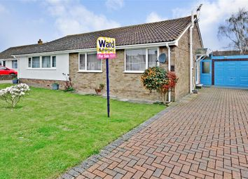 Thumbnail 2 bed semi-detached bungalow for sale in Firs Close, Cheriton, Folkestone, Kent