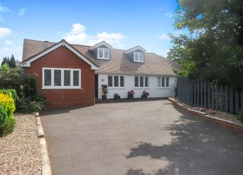 Thumbnail 3 bed bungalow for sale in Alrewas Road, Kings Bromley, Burton-On-Trent