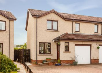 Thumbnail 3 bed semi-detached house for sale in Sidey Place, Perth