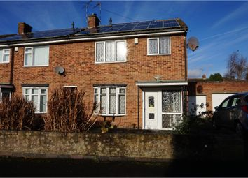 Thumbnail 3 bed end terrace house for sale in Cheveral Road, Bedworth