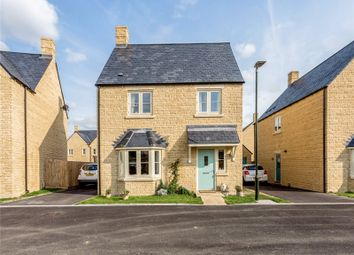 Thumbnail 4 bed detached house for sale in The Furrows, Bourton-On-The-Water, Cheltenham