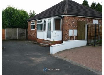 Thumbnail 2 bed bungalow to rent in Barnsbury Avenue, Sutton Coldfield