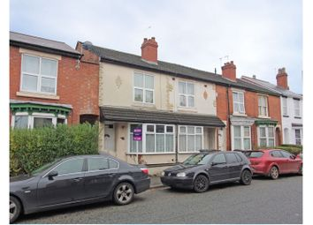 Thumbnail 2 bed terraced house for sale in Court Road, Wolverhampton