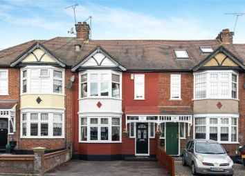 Thumbnail 3 bed terraced house for sale in Chestnut Avenue, Buckhurst Hill, Essex