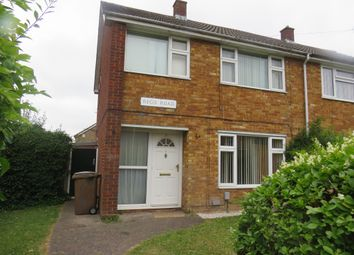 Thumbnail 3 bedroom semi-detached house for sale in Regis Road, Luton
