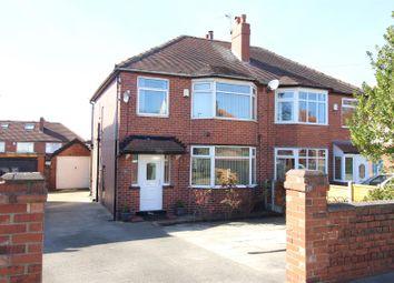 Thumbnail 3 bed semi-detached house for sale in Cross Gates Lane, Crossgates, Leeds