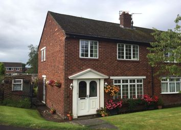 Thumbnail 3 bed semi-detached house to rent in Edwards Way, Marple, Stockport