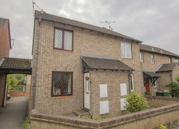 Thumbnail 2 bed end terrace house for sale in Sweet Briar Drive, Calcot, Reading