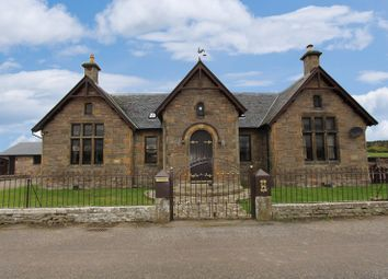 Thumbnail 4 bed detached house for sale in Newton Hall, Petty West, Dalcross, Inverness, Highland.