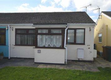 Thumbnail 2 bed bungalow for sale in 30, Cantref, Tywyn, Gwynedd