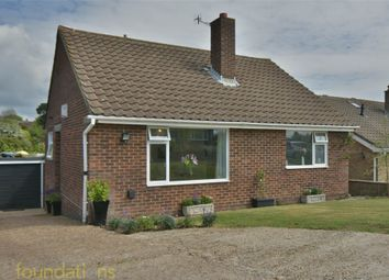 Thumbnail 3 bedroom detached bungalow for sale in Seabourne Road, Bexhill-On-Sea, East Sussex
