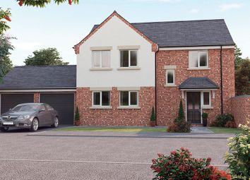 Thumbnail 4 bed detached house for sale in The Lindisfarne, The Croft II, Calow