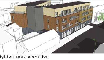 Thumbnail Retail premises to let in 281-289 Brighton Road, South Croydon, Croydon