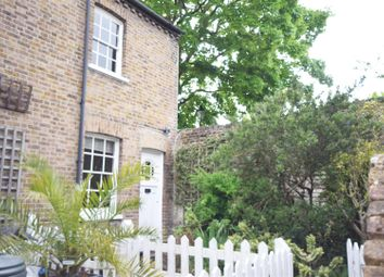 Thumbnail 2 bed cottage to rent in The Embankment, Twickenham