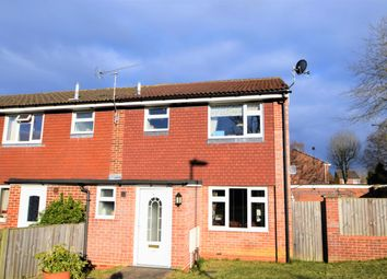 Thumbnail 3 bed end terrace house for sale in Gento Close, Botley, Southampton, Hampshire