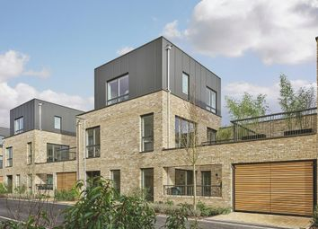 Thumbnail 3 bed terraced house for sale in Aura Development, Off Long Road, Trumpington, Cambridge