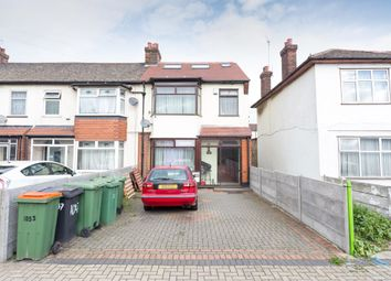 Thumbnail 5 bedroom end terrace house for sale in Newham Way, London