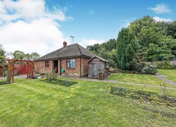 Thumbnail 3 bed bungalow for sale in Canterbury Hill, Tyler Hill, Canterbury, Kent