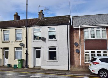 Thumbnail 2 bed terraced house for sale in Ton Y Felin Road, Caerphilly