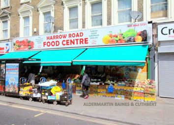 Thumbnail Commercial property to let in Harrow Road, Maida Vale, London