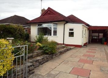 Thumbnail 2 bed bungalow to rent in Ffordd Ffynnon, Prestatyn