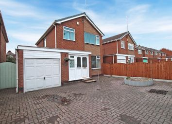 Thumbnail 3 bed detached house for sale in Cross Street, Arnold, Nottingham