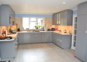 Thumbnail 3 bed detached bungalow for sale in School Lane, Redenhall, Harleston