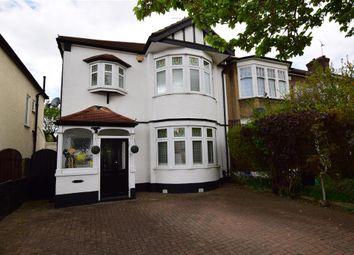 Thumbnail 3 bed semi-detached house for sale in Bushey Avenue, London