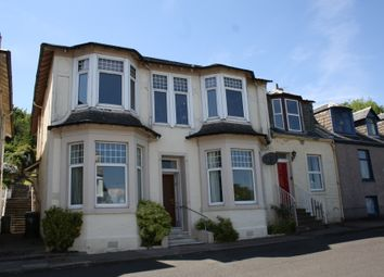 Thumbnail 3 bed flat for sale in 11 Argyle Terrace, Isle Of Bute, Rothesay