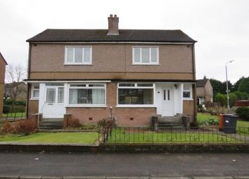 Thumbnail 3 bedroom semi-detached house to rent in St. Andrews, Grampian Way, Bearsden, Glasgow