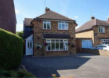 Thumbnail 4 bed detached house for sale in Pink Lane, Slough