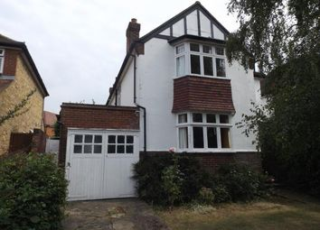 Thumbnail 3 bedroom detached house for sale in Mountway, Potters Bar, Hertfordshire