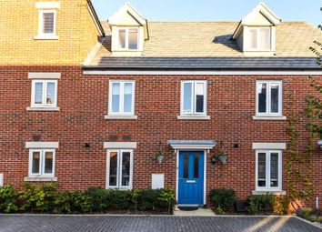 Thumbnail 3 bedroom town house for sale in Ascot Way, Kingsmere Development, Bicester