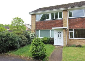 Thumbnail 3 bedroom end terrace house to rent in Tufton Gardens, West Molesey