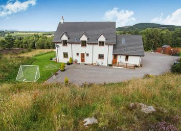 Thumbnail 5 bed detached house for sale in Craggie Brae, Daviot, Inverness