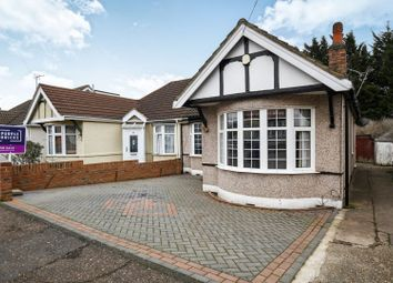 Thumbnail 2 bed semi-detached bungalow for sale in Hawthorn Road, Buckhurst Hill