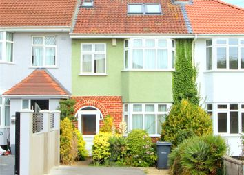 Thumbnail 4 bed terraced house for sale in King Georges Road, Bishopsworth, Bristol