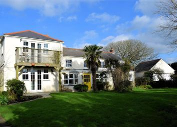 Thumbnail 4 bed detached house for sale in Seworgan, Near Constantine, Cornwall