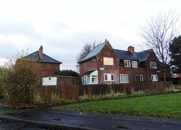 Thumbnail 3 bed semi-detached house for sale in Overdale Road, Benchill, Manchester