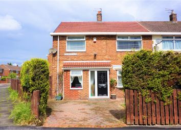 Thumbnail 3 bedroom semi-detached house for sale in Dickens Avenue, South Shields