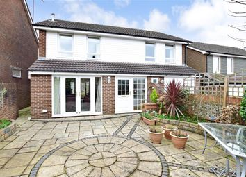 Thumbnail 4 bed detached house for sale in St. Andrew Close, Waterlooville, Hampshire