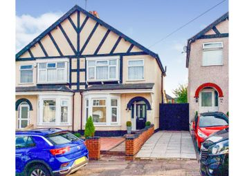 3 bed semi-detached house for sale in Tonbridge Road, Coventry CV3