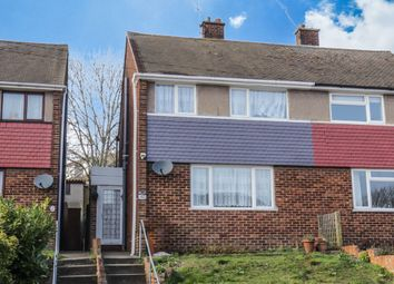 Ravenswood Avenue, Strood, Rochester ME2. 3 bed semi-detached house for sale