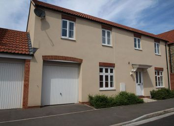 Thumbnail 4 bed detached house for sale in Sharpham Road, Glastonbury