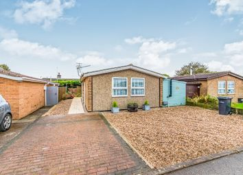 Thumbnail 2 bedroom detached bungalow for sale in The Court, Anderby Creek, Skegness