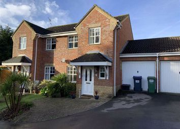 3 bed semi-detached house for sale in Saxby Road, Pew Hill Park, Chippenham, Wiltshire SN15